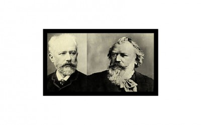 Brahms and Tchaikovsky