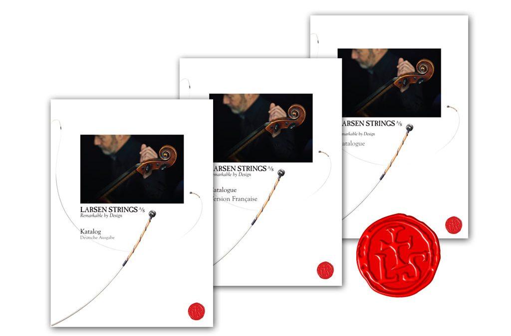 Larsen Strings: The Catalogue