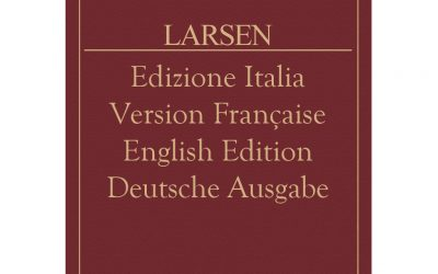 The Larsen Catalogue 2016
