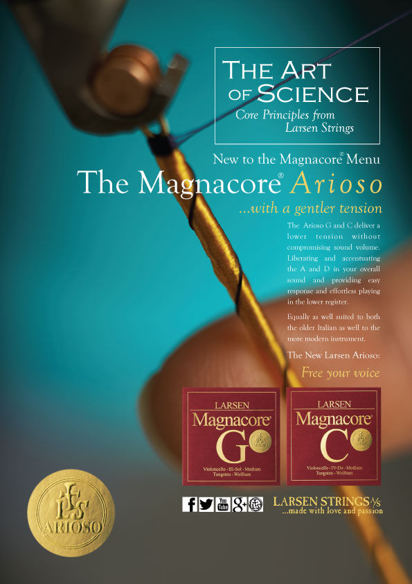 Magnacore® Arioso for Cello