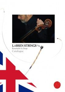 larsen english catalogue