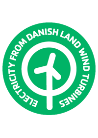 Danish Land Wind Turbines