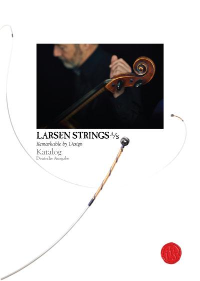 Larsen German Catalogue