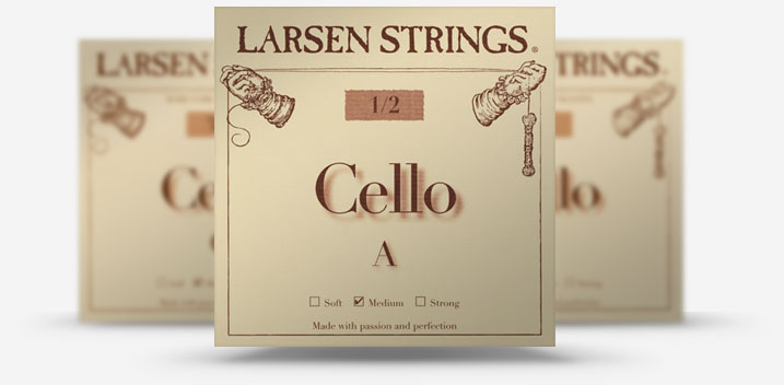 Cello Larsen Fractional