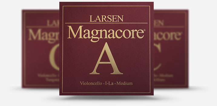 Larsen Magnacore ® Cello from Larsen Strings