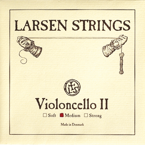 Larsen Original Cello D