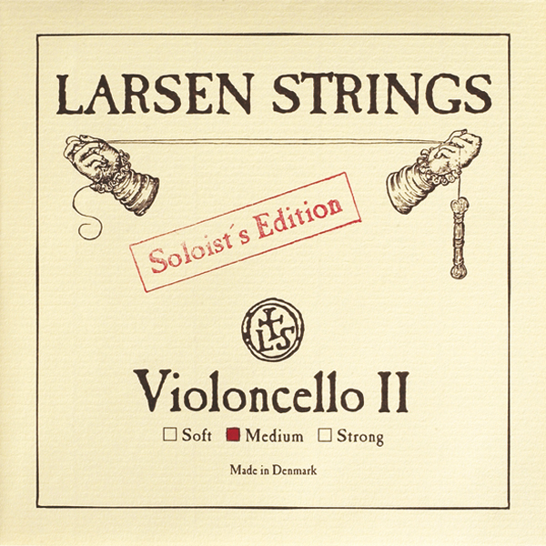 Larsen Soloist Cello D
