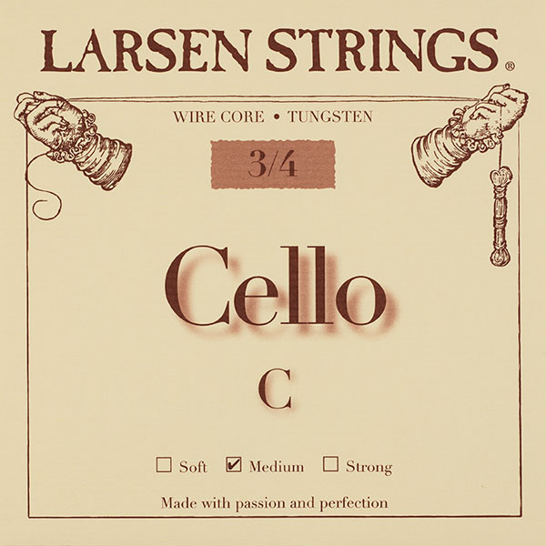 Fractional Cello C