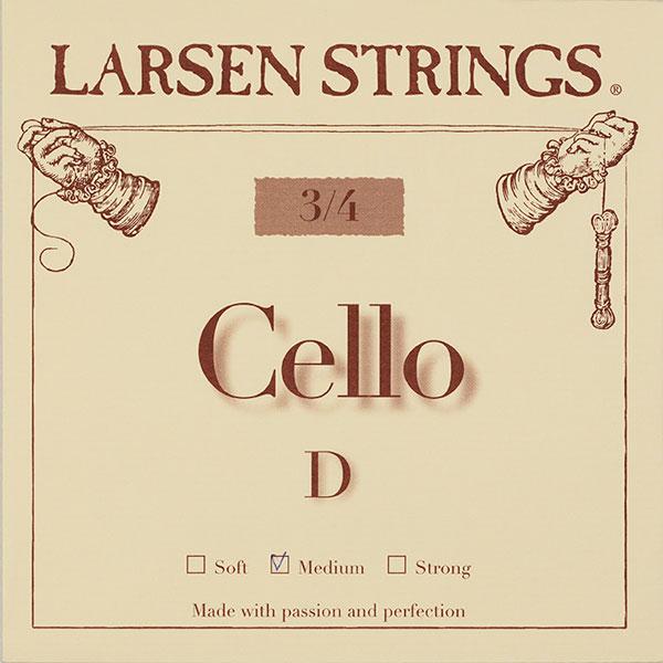 Fractional Cello D