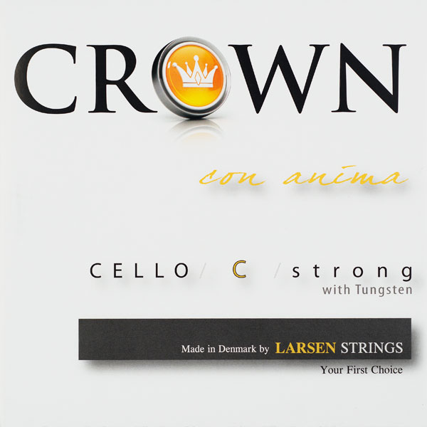 Crown Strings ® Cello C