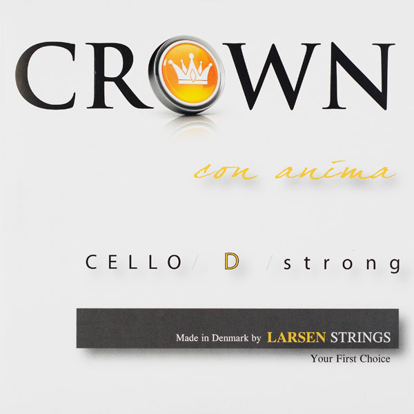Crown Strings ® Cello D