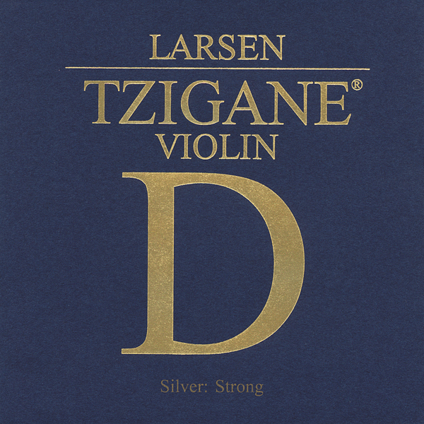 Larsen Strings for Violin Tzigane Violin D