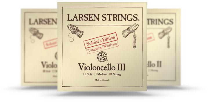 Larsen Cello Soloist