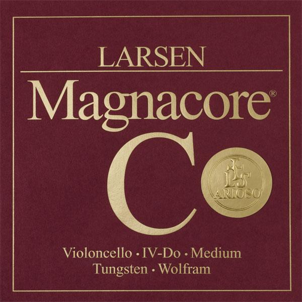Larsen Strings Magnacore Arioso for Cello A, D, G & C