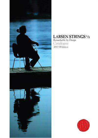 Larsen English Catalogue