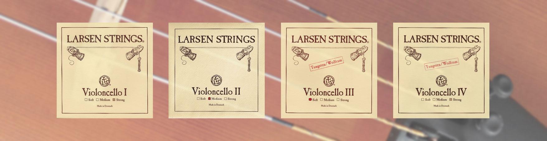 Larsen Original Cello Strings