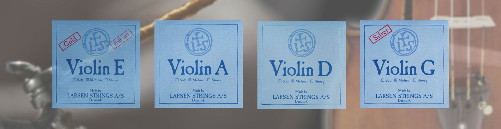 Larsen Strings Original for Violin