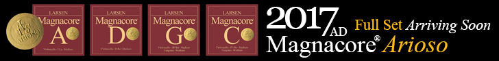 Magnacore ® Arioso A & D Available Now