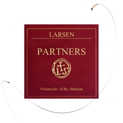 link to partners with larsen strings
