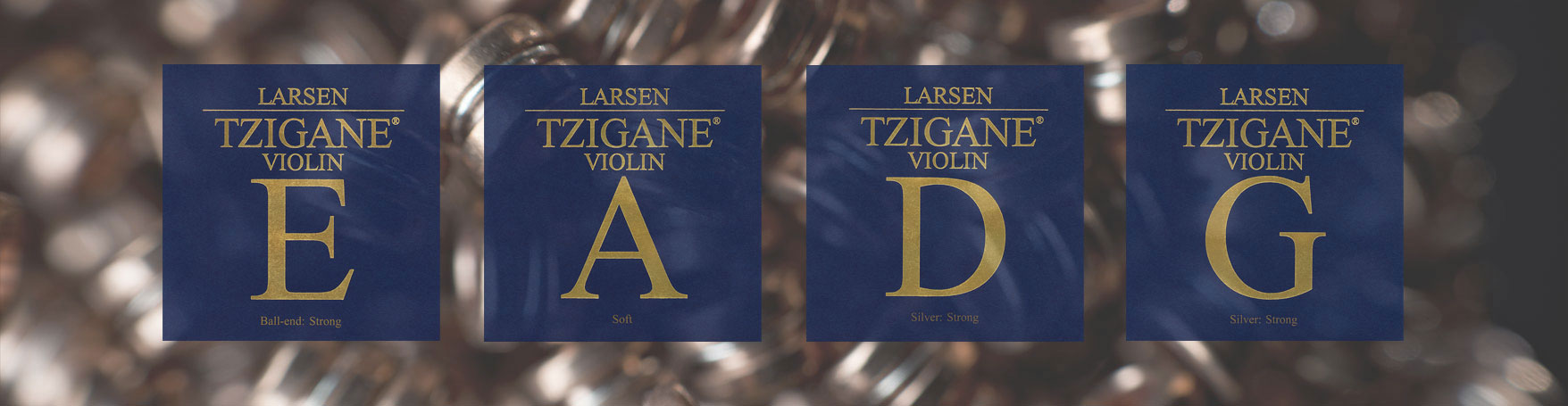 Larsen Strings Tzigane for Violin