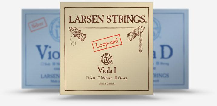 Larsen Original Viola Set