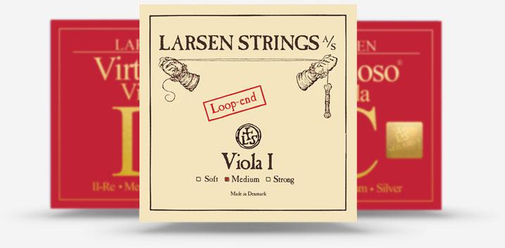 Larsen Viola Virtuoso