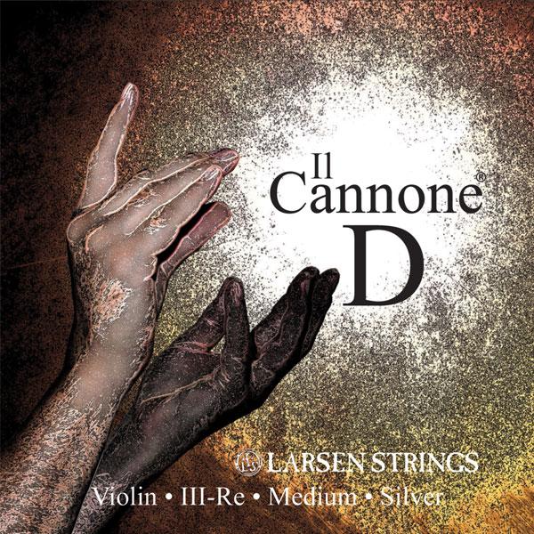 Larsen Il Cannone ® Violin D