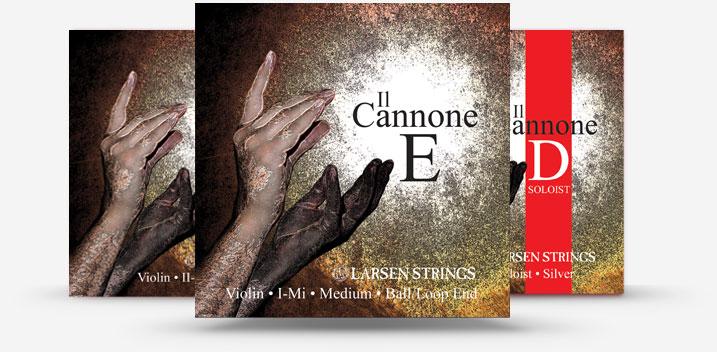 Il Cannone® Violin