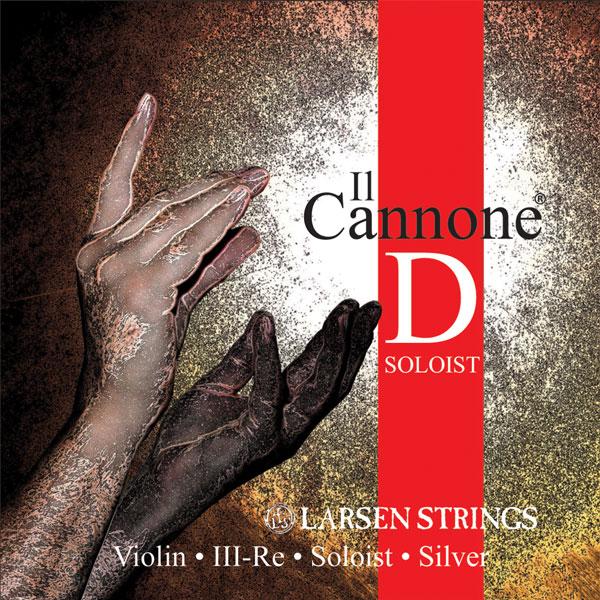 Larsen Il Cannone ® Soloist Violin D