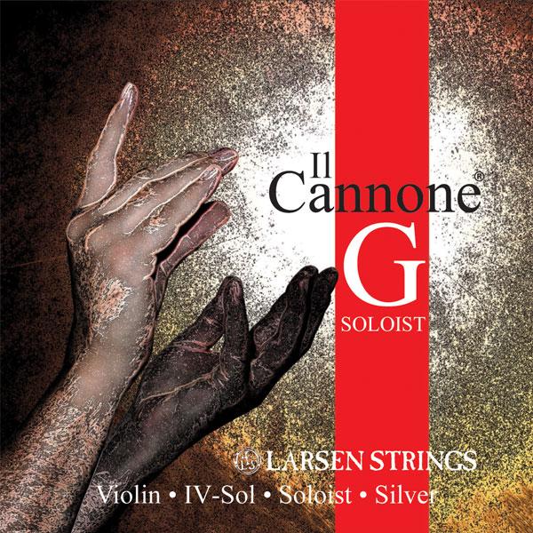 Larsen Il Cannone ® Soloist Violin G