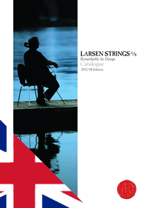 English Catalogue Larsen Strings