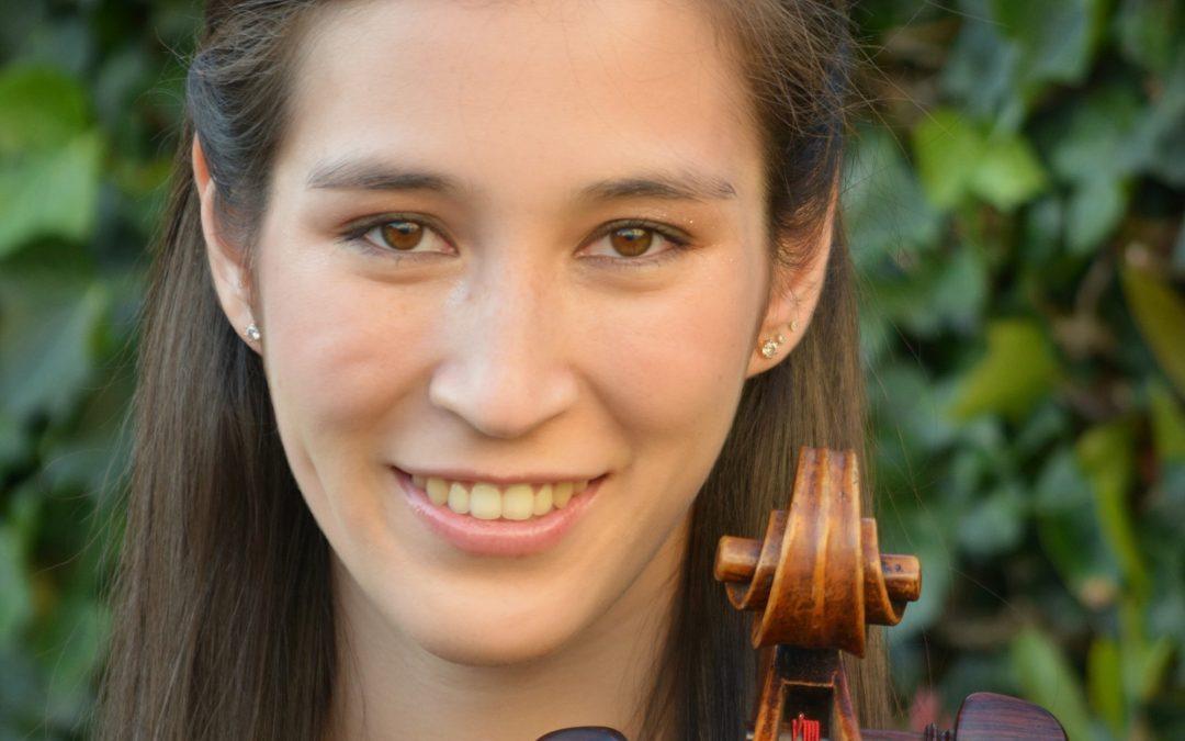 Meta Weiss plays the Larsen Magnacore® and Magnacore® Arioso strings