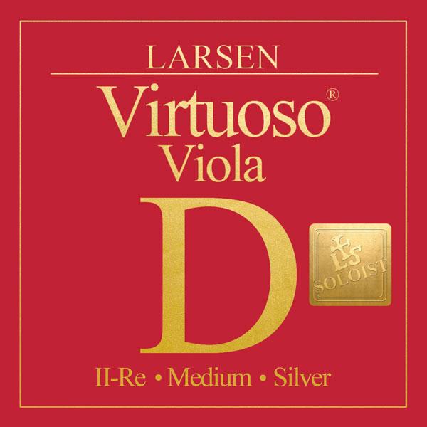 Larsen Virtuoso Viola D Soloist