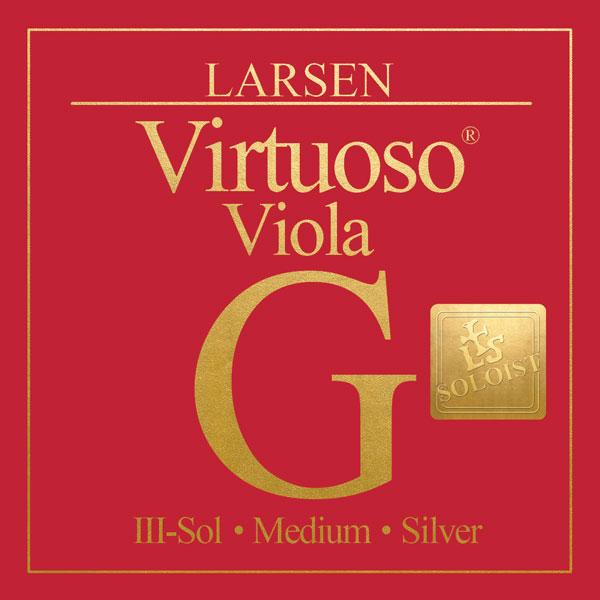 Larsen Virtuoso Viola G Soloist