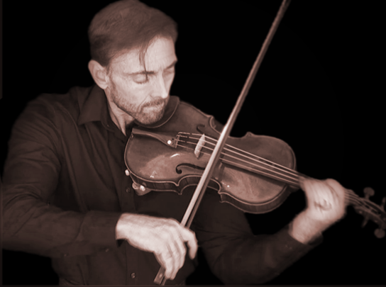 Violinist Kirk Hunter about the Larsen Il Cannone strings for violin