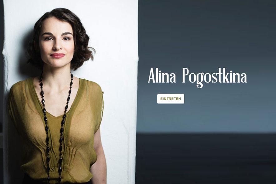 Alina Website