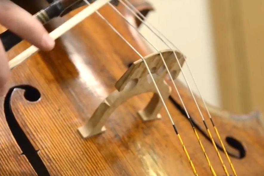 Larsen Magnacore Cello