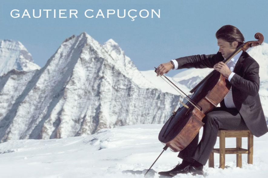 Gautier Capuçon Website