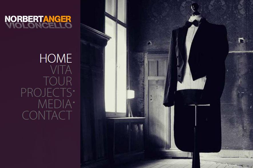 Norbert Anger Website