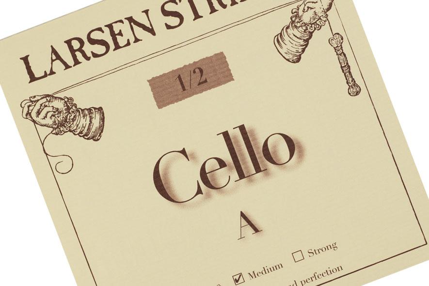 Larsen Cello Fractional
