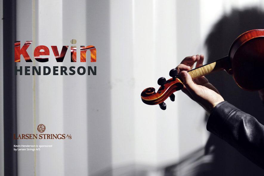 Kevin Henderson Website