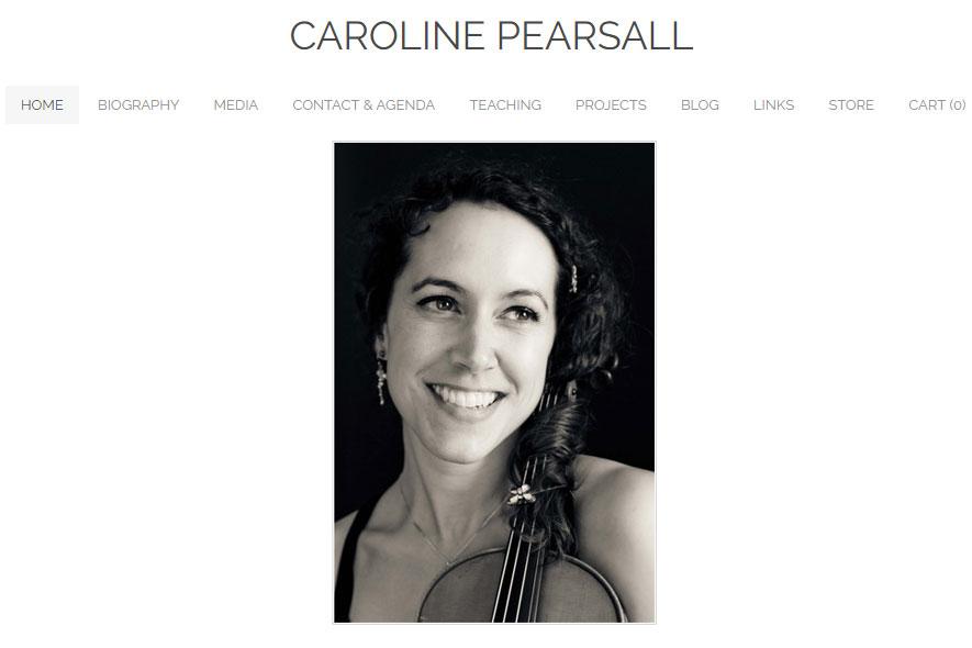 Caroline Pearsall
