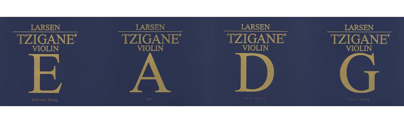 Larsen Tzigane Violin Set
