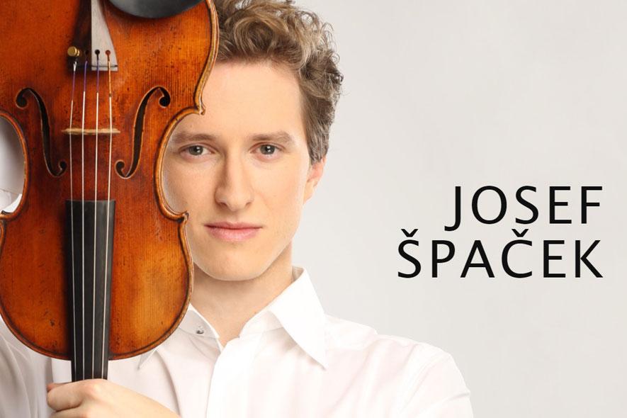 Josef Špaček Website