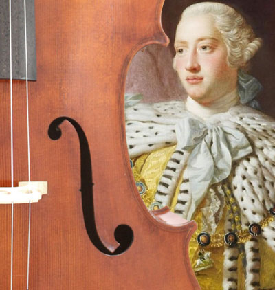 George III Cello Teacher
