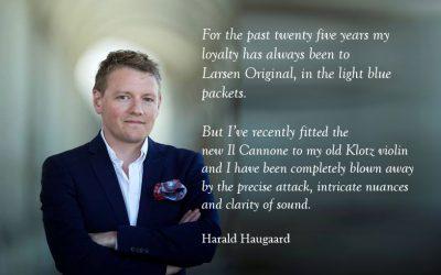 Harald Haugaard & Il Cannone