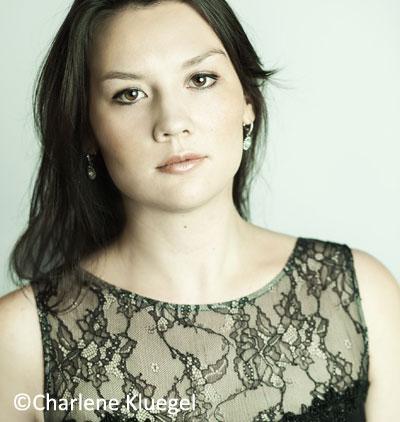 Charlene Kluegel Violinist