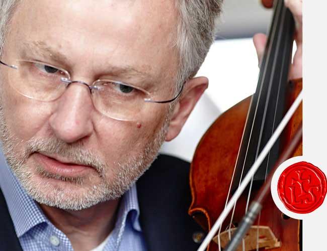 laurits larsen founder of larsen strings