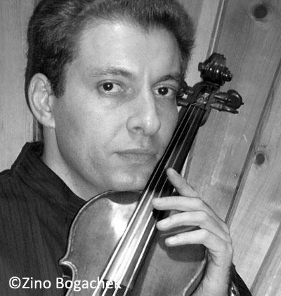 Zino Bogachek Violinist