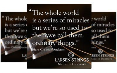 A Life Less Ordinary…